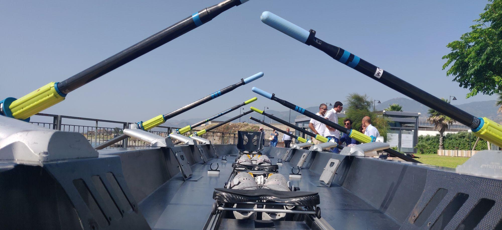 Coastal Rowing (C4X+)